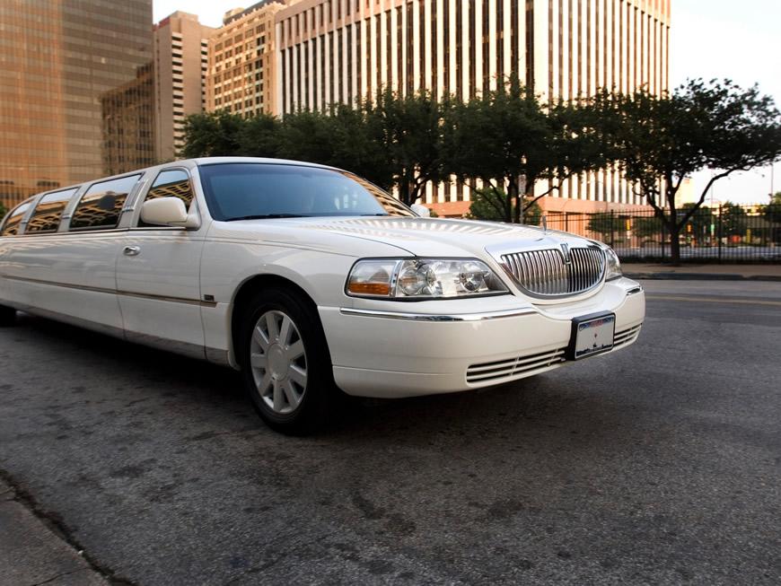 Limousine transfers